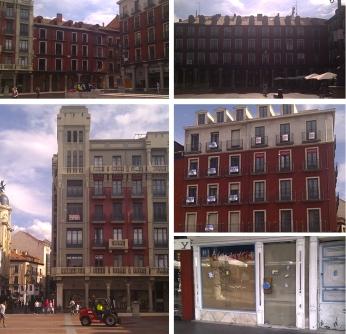 Alquiler y venta en la Plaza Mayor de Valladolid