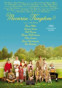 Moonrise Kingdom - cartel oficial