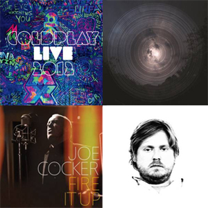Coldplay | Café Tacuba | Joe Cocker | The Comedy OST
