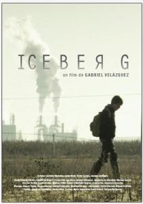 Iceberg, de Gabriel Velázquez