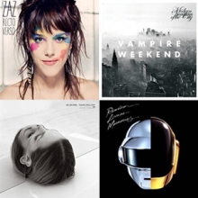Zaz | Vampire Weekend | The National | Daft Punk