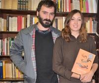 Ramón Rodríguez y Cristina Bueno