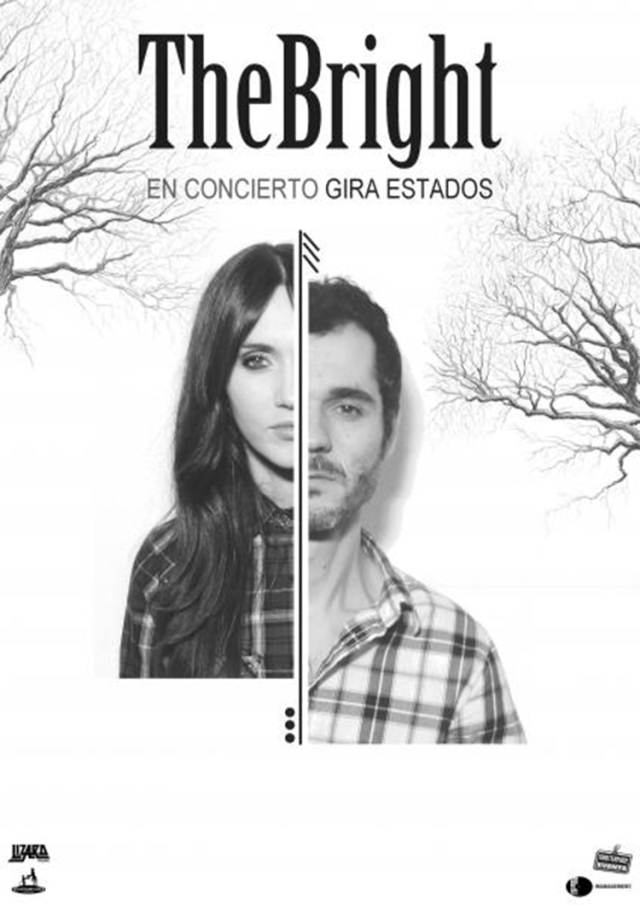 Cartel Gira estados The Bright