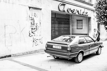 Casco histórico de Ferrol
