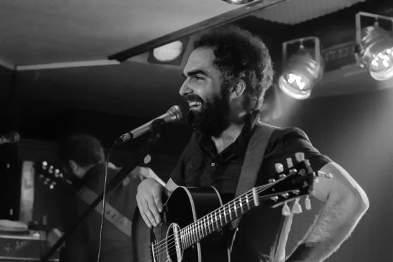 Jero Romero - Gira 'La grieta'