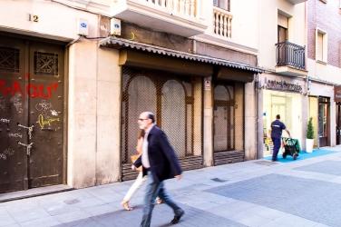 Calle Santa María, Valladolid