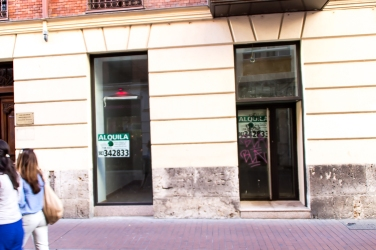 Calle Claudio Moyano, Valladolid