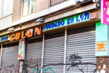 Calle Colón, Valladolid