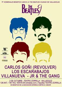 Homenaje benéfico a The Beatles