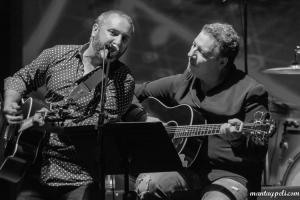 Carlos Goñi y Luis Abad