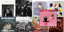 Lo mejor del año 2015 - música