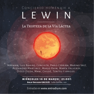 Homenaje Lewin