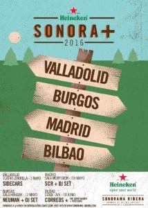 Sonora+