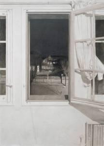 Francisco López - Ventana de noche (1972)