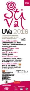 Estival UVa 2016
