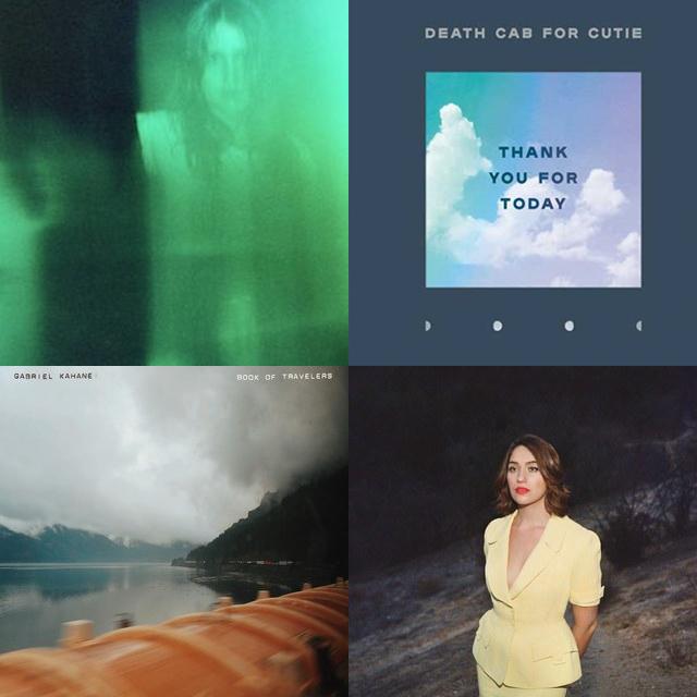 Helena Hauff | Death Cab For Cutie | Gabriel Kahane | Lola Kirke